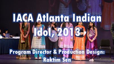 2013::Atlanta Indian Idol