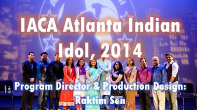 2014::Atlanta Indian Idol