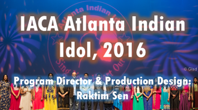 2016::Atlanta Indian Idol