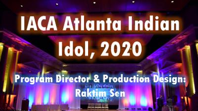 2020::Atlanta Indian Idol