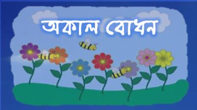 অকাল বোধন